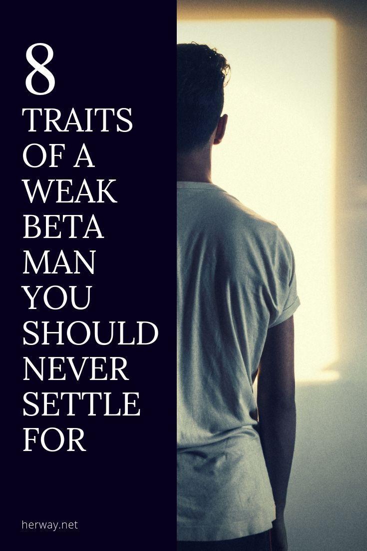Dating Beta man