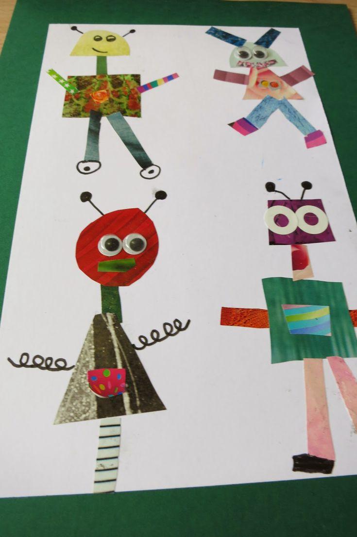 Catalog Robots:  Petits Grans Artistes!