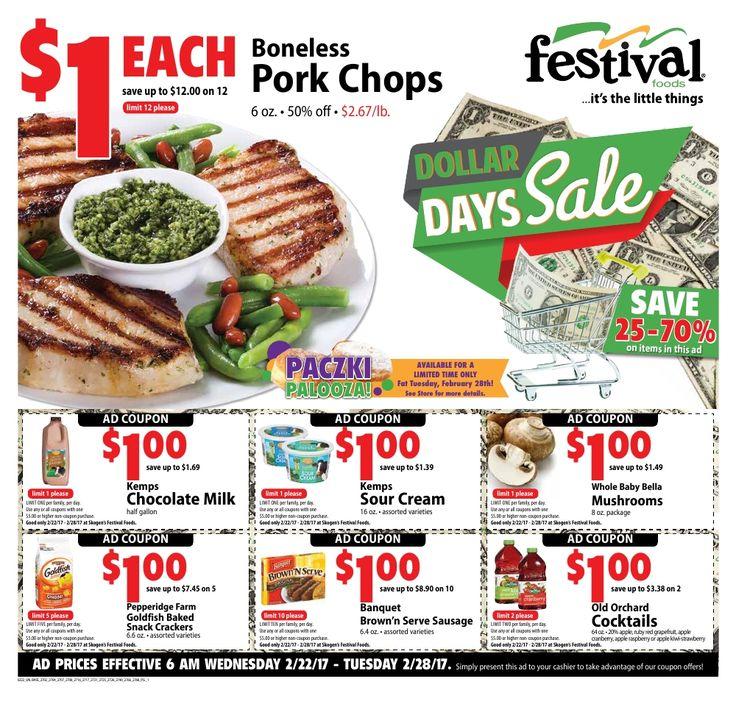 Festival Foods Ad Specials - http://www.myweeklyads.net/festival-foods/