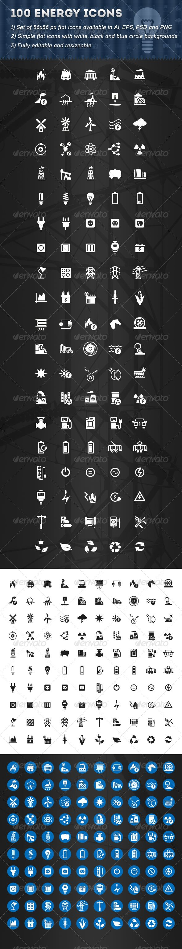 100 Energy Icons | Buy and Download: http://graphicriver.net/item/100-energy-icons/6192579?WT.ac=category_thumb&WT.z_author=valery_medved&ref=ksioks