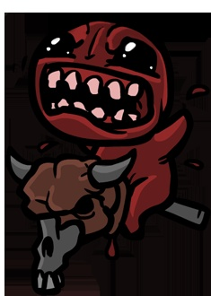 The Binding of Isaac - War.