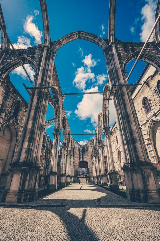 Carmo Convent  http://www.teoinpixeland.ro/travel/lisbon-places-that-stole-my-heart