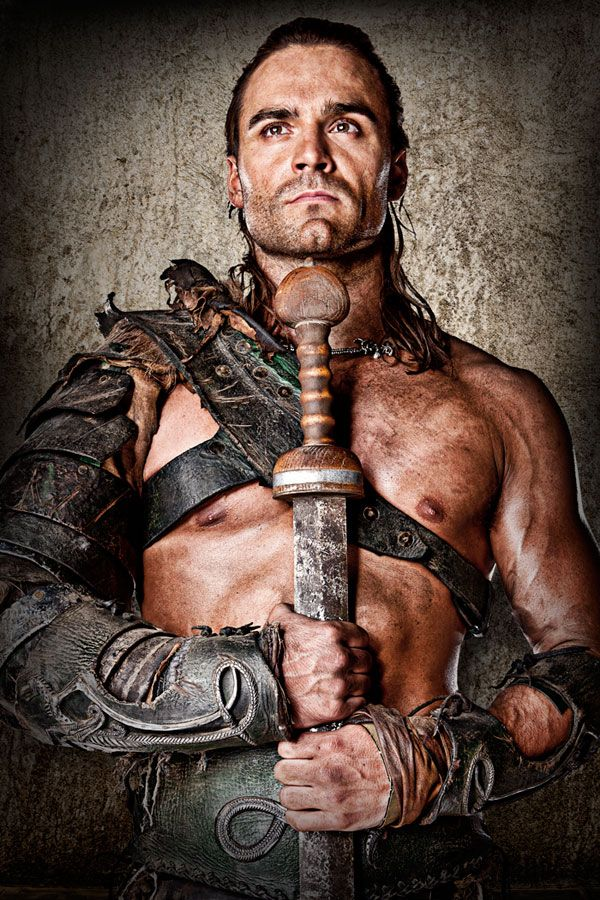 """""""There are many things given to us in this life for the wrong reasons. What we do with such blessings, that is the true test of a man.""""  - Gannicus"""