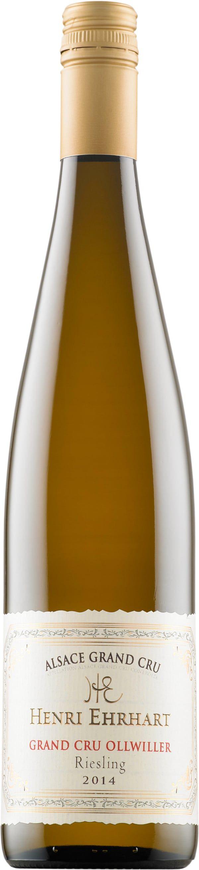 Henri Ehrhart Riesling Grand Cru Ollwiller 2014. France: Riesling. 15,90 €. Vivahteikas ja ryhdikäs: Puolikuiva, erittäin hapokas, viheromenainen, ananaksinen, papaijainen, mineraalinen