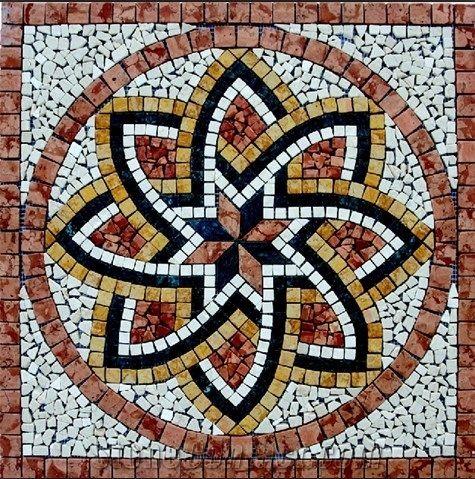 mosaicos, una mesita, espejo, etc decorar con mil opciones estilo mandala