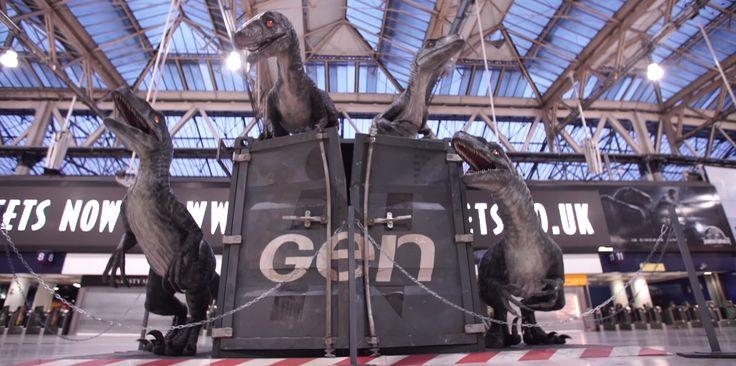Les dinosaures de Jurassic World débarquent à Waterloo - http://blog.shanegraphique.com/les-dinosaures-de-jurassic-world-dbarque-waterloo/ http://blog.shanegraphique.com/wp-content/uploads/2015/06/Header-1024x510.png