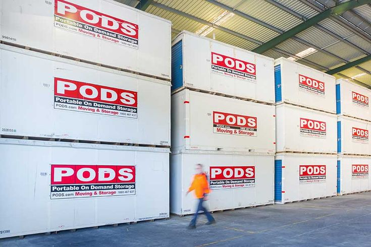 Secure warehouse self storage