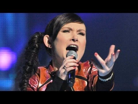 "The Voice of Poland - Monika Urlik - ""Run To The Hills"" - LIVE"