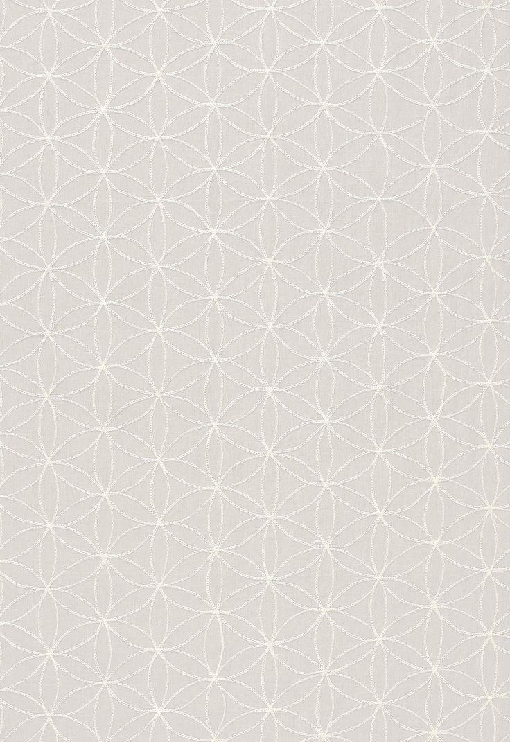 Fabric | Kaleidoscope in Pearl | Schumacher