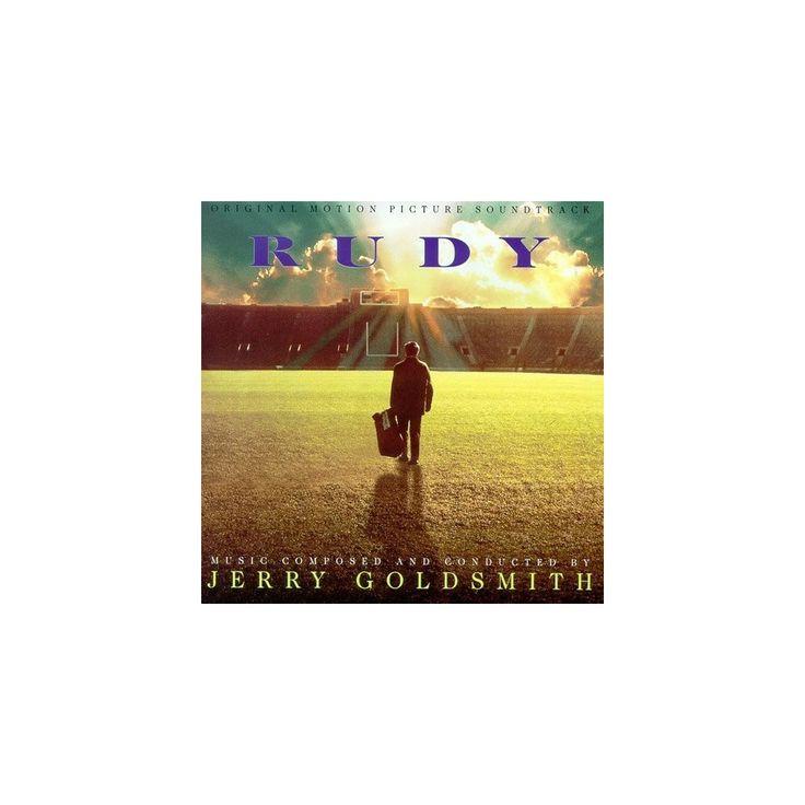 Jerry Goldsmith - Rudy (Vinyl)
