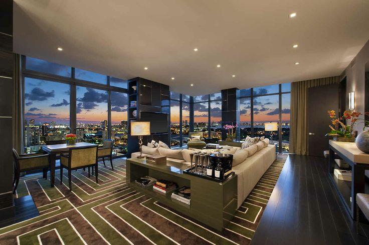Amazing Penthouse Apartments
