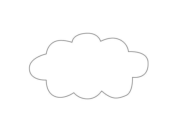 DIY, tuto pour faire un mobile nuage en tissu! : la petite ...