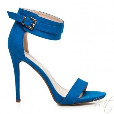 Dámske sandále modré