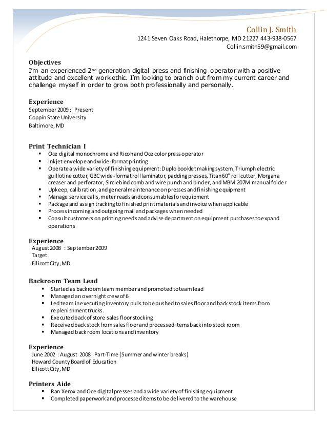 Where Can I Print My Resume Near Me Creative Resume