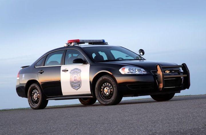 History of the Chevrolet Impala  2010 Impala Police Vehicle