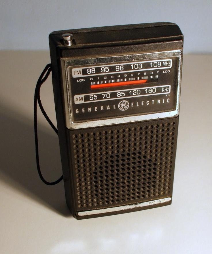 Radio Transistor degli anni 1960