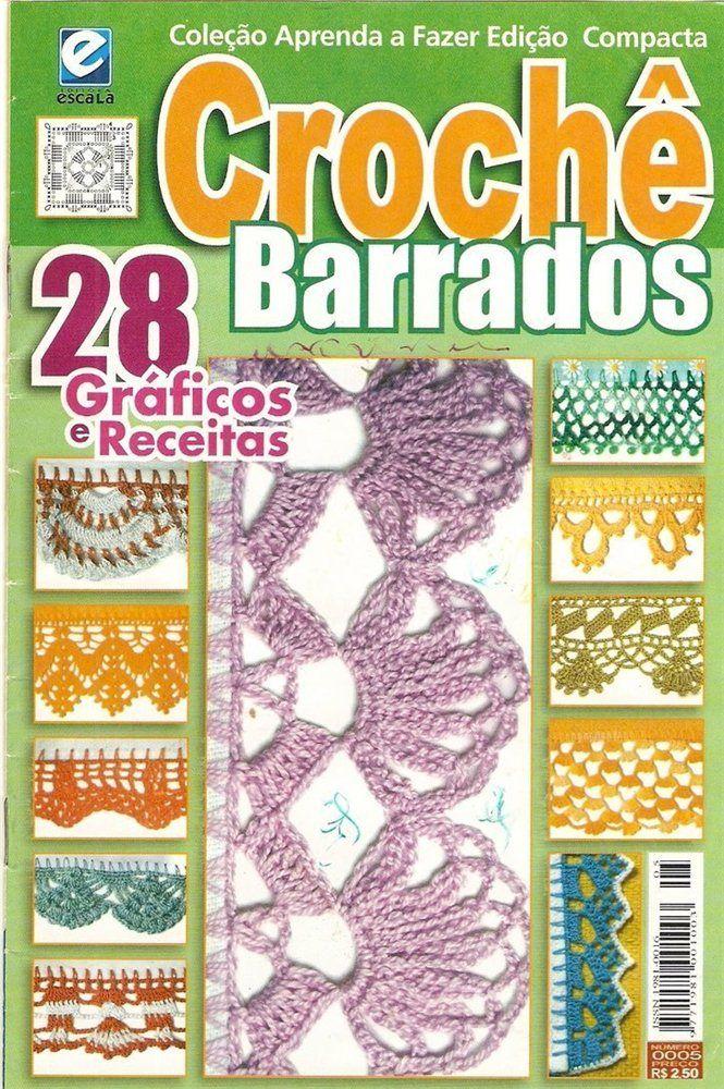 Croche Barrados N5. Комментарии : LiveInternet - Российский Сервис Онлайн-Дневников