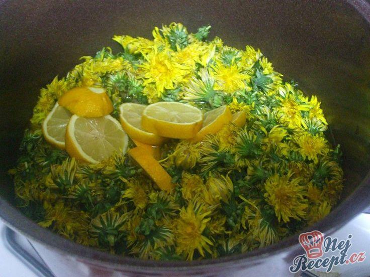 Už naši prarodiče věděli, jaká je pampeliška lékařská vzácná léčivá bylina, používali květ, stonky, ba i kořen. Připravovali z ní různé pochutiny jako například tento med. Mám recept už asi sto let starý, ještě od babičky mojí babičky, samozřejmě tehdy nedávali citron. Ten jsem přidala do receptu já. Je třeba dbát na to, aby citrón nebyl chemicky ošetřen. Dnes se dají koupit v obchodě i bio citróny bez chemického postřiku. Jsou sice dražší, ale tak co naděláme. Autor: Milka