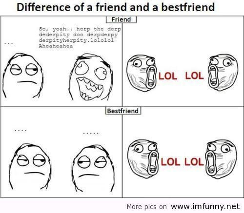 Tumblr best friends - Funny Picture