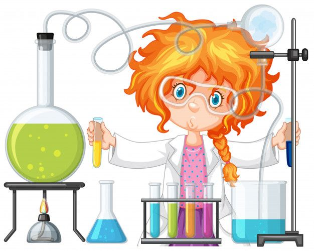 Download Scientist Doing Experiment In Science Lab For Free Con
