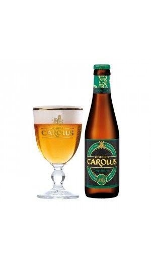 Gouden Carolus Hopsinjoor Gouden Carolus Hopsinjoor is tijdens Zythos Bierfestival in 2008 verkozen als beste speciaalbier waardoor het de Consumententrofee Zythos Bier Festival van 2008 in de wacht sleepte. https://bierrijk.nl/gouden-carolus-hopsinjoor