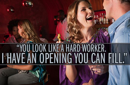 14 Amazingly Raunchy Pick-Up Lines For Girls - Cosmopolitan