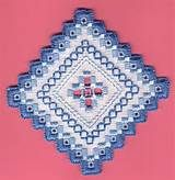 Hardanger Embroidery - free patterns