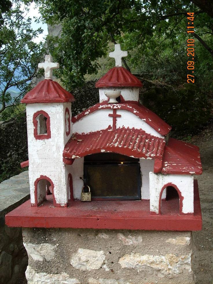 malý klášterek :)