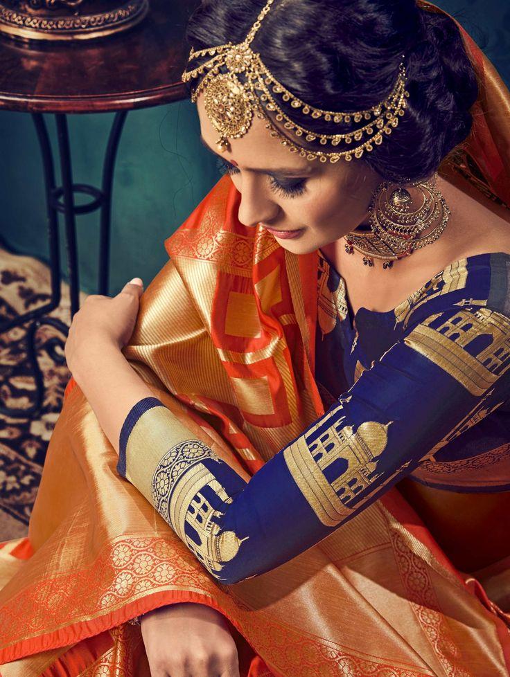 Let the world know, We are Proud to be #Indian  #ProudToBeAnIndian #IndianEthnicFashion #FashionIndia #Sareedotcom