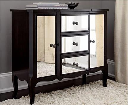 93 best images about DIY Mirrored Furniture on Pinterest