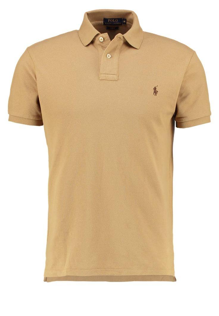 Polo Ralph Lauren SLIM FIT Poloshirt luxury tan Premium bei Zalando.de | Material Oberstoff: 100% Baumwolle | Premium jetzt versandkostenfrei bei Zalando.de bestellen!