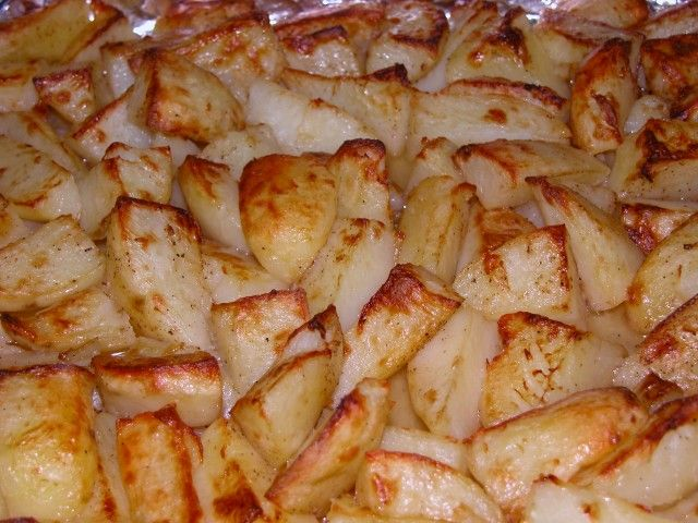 Тающая картошка от Barbara Kafka