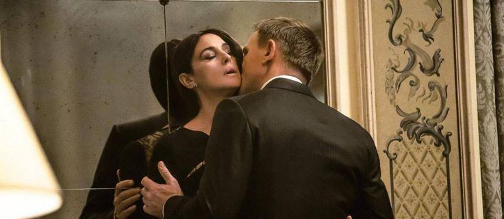 Cena do filme '007 contra Spectre', com estreia prevista para novembro Foto: Divulgação