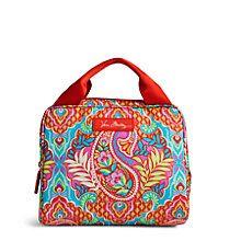 Lighten Up Lunch Cooler Bag in Nomadic Floral   Vera Bradley