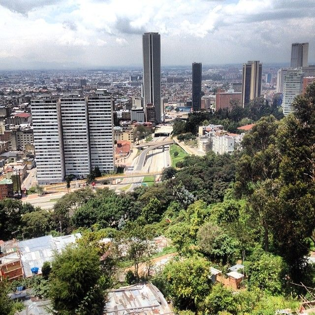 Bogotá | Santafé De Bogotá,