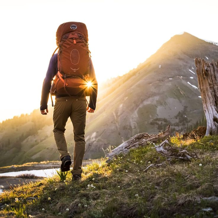 Choosing/fitting your pack