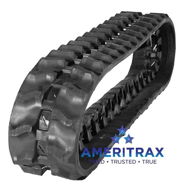 Kuboto KH008 rubber tracks. Ameritrax can ship your new rubber tracks to your location. Call us direct at 888-612-8838