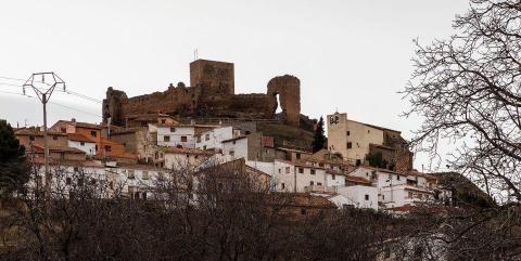 Kalau Kamu Punya Nyali Kunjungi Desa Penyihir Trasmoz yang Dikutuk Selamanya
