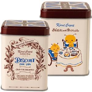 Karel Capek biscuits【ダービービスケット】カランツの入った伝統のビスケット   カレルチャペック紅茶店 商品詳細ページ