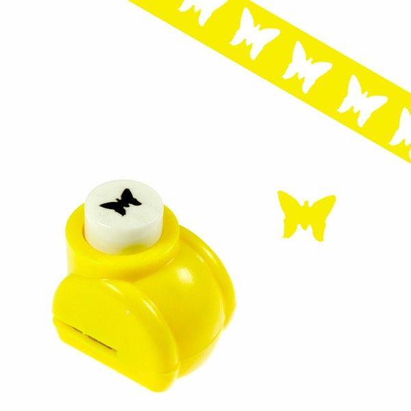 Mini Perforatrice Papillon