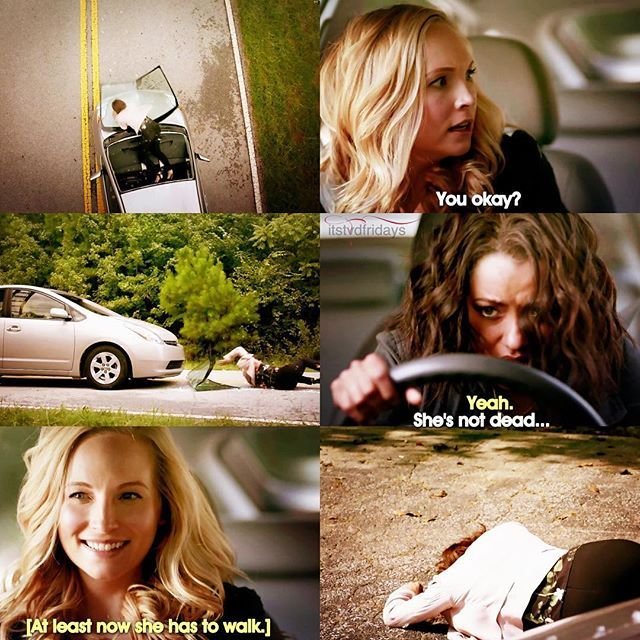 [8x03 You Decided That I Was Worth Saving] - Bonnie or Caroline?