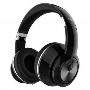 5. AlienVibes Bass Noise Cancellation Headphone I-EP03-BK