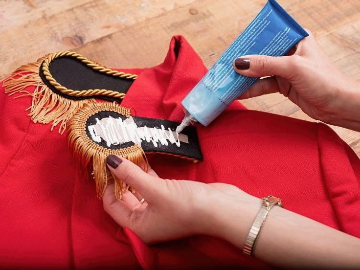 DIY-Anleitung: Zirkusdirektor-Kostüm mit Epauletten selber machen via DaWanda.com