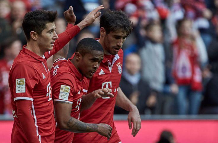 Bayern Munich vs. Borussia Dortmund live stream: Watch Bundesliga online