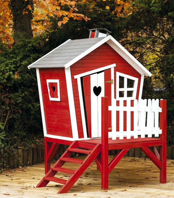 Gartenpirat Stelzenhaus Zauberwald-Mini: Amazon.de: Spielzeug