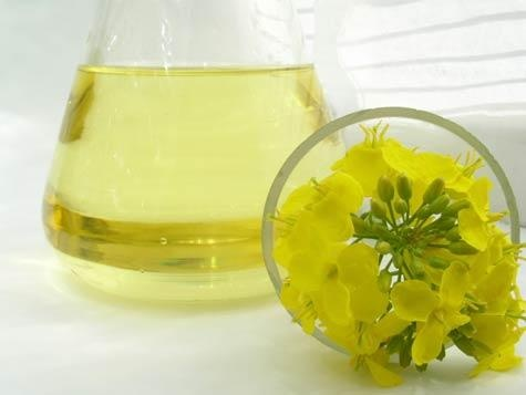 """Why you should NEVER use Canola oil.      """"Canola oil is developed from the rapeseed plant, which is part of the mustard family of plants. These oils have long been used for industrial purposes (in candles, lipsticks, soaps, inks, lubricants, and biofuels). It's an industrial oil, not a food.""""   Read more @ vanessaruns.com/..."""