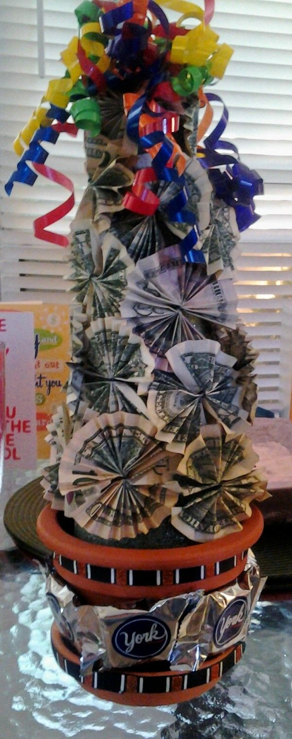 Happy 75th Birthday Money Tree Things I Ve Actually