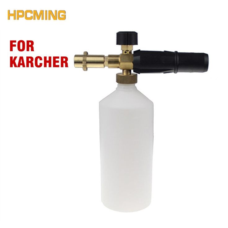 18.62$  Watch more here - 2017 Time-limited Gs High Quality Foam Lance Snow For Karcher K Series Machine With Brass Adapter Hot Sale(cw032)    #buyininternet