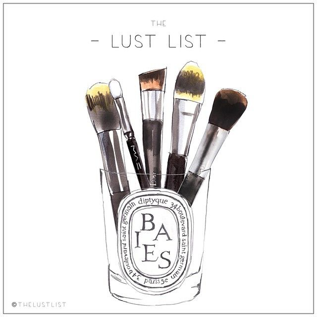 Instagram media _thelustlist_ - THE LUST LIST | Final Touches before the WEEKEND!  #thelustlist #beauty #weekend