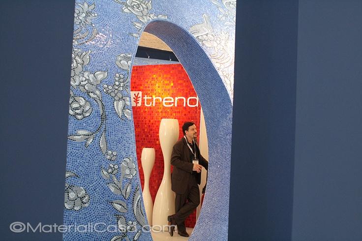 TREND GROUP -  #Cersaie #ceramic #tiles #Bologna #porcelain #architecture #architettura